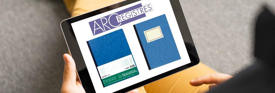 Livres et registres comptables